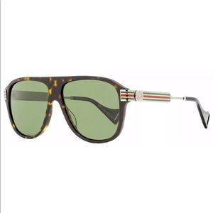 Gucci Square Sunglasses GG0587S